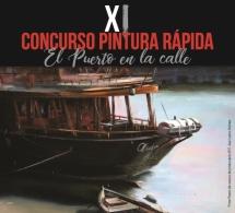 """CONCURSO DE PINTURA RÁPIDA """"EL PUERTO EN LA CALLE"""""""