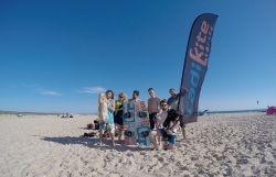 El kitesurf, un deporte joven para los amantes de emociones fuertes y nuevas sensaciones
