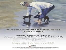Exposición en Tervalis de Raquel Pérez Soriano