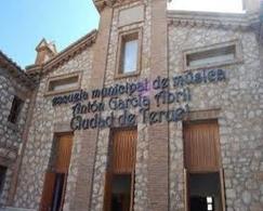 """Escuela Pública de Música """"Antón García Abril Ciudad de Teruel"""