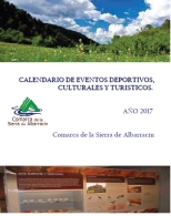 Calendario Eventos Deportivos, Culturales y Turísticos