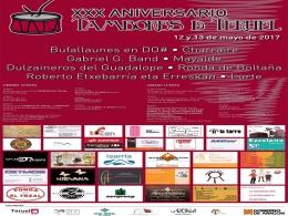 XXX aniversario de Tambores de Teruel