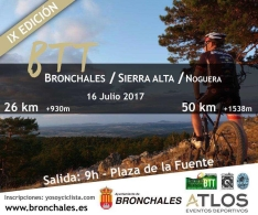 BTT Bronchales-Sierralta-Noguera