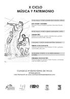 X Ciclo Música y Patrimonio