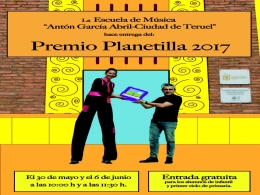 """Actividadesprogramadas por la Escuela Pública de Música """"Antón García Abril Ciudad de Teruel""""y la Asociación Cultural Banda de Música """"Santa Cecilia"""""""