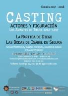 Casting Actores y figuración Los Amantes de Teruel 1212-1217