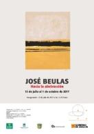"""José Beulas """"Hacia la abstracción"""""""