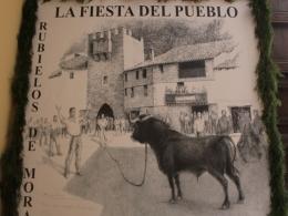 """""""La Fiesta del Pueblo"""" exposición en Rubielos de Mora"""