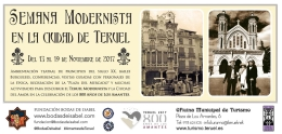 Semana Modernista de Teruel