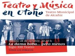 Teatro y Música en otoño