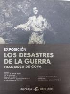 exposición 'Los desastres de la guerra. Francisco de Goya'