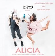 ALICIA teatro para público infantil y familiar