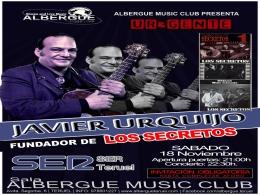 Concierto Javier Urquijo (Los Secretos)