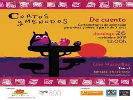 """CORTOS Y MENUDOS """"De cuento"""""""