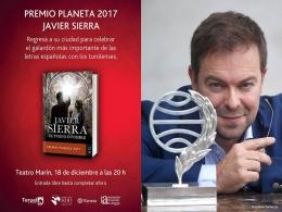 Presentación Libro Javier Sierra
