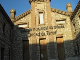 """Actividades programadas por la Escuela Pública de Música """"Antón García Abril Ciudad de Teruel"""""""