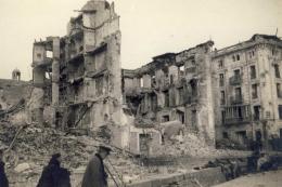 Ciudad devastada. 80 aniversario de la batalla de Teruel