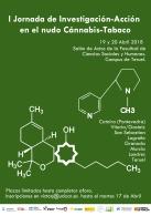 I Jornada de Investigación - Acción en el nudo Cánnabis - tabaco