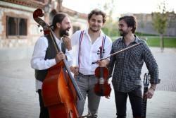 Tributo a Grappelli -XI Ciclo Música y Patrimonio-
