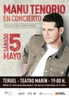 Manu Tenorio en concierto