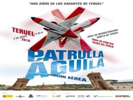 EXHIBICIóN AéREA DE LA PATRULLA ÁGUILA