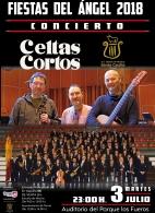 Concierto Celtas Cortos & Banda Santa Cecilia