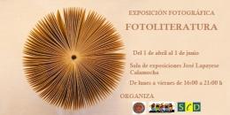 Fotoliteratura. Exposición fotográfica
