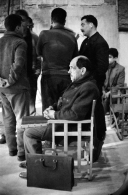 Ramón Masats. Buñuel en Viridiana
