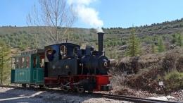 Encendido Tren Minero