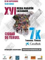 XVI Media Maratón Caixabank Ciudad de Teruel