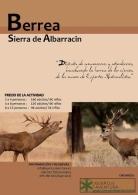 Berrea en la Sierra de Albarracín