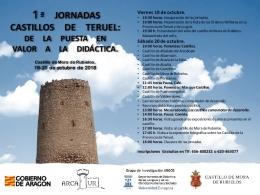 1ª Jornadas Castillos de Teruel