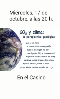 Coloquio CO2 y clima