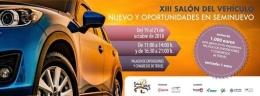 XIII Salón del Vehículo nuevo y de ocasión