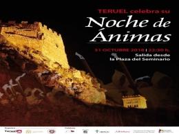 Noche de Ánimas con un desfile en Teruel