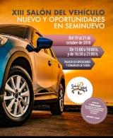 XIII Salón del Vehículo Nuevo y Oportunidades en Seminuevo