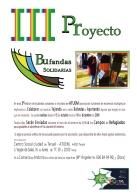 III Proyecto Bufandas Solidarias
