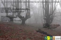 Exposición El Chopo Cabecero: un proyecto de desarrollo rural