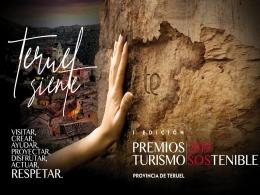 """La Diputación de Teruel convoca el concurso para elegir la iconografía del premio """"Teruel Siente"""" de Turismo Sostenible"""