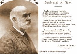Simposio de Manuel Polo y Peyrolón