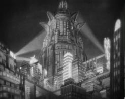 Los orígenes del cine. Metrópolis.