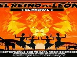 El musical infantil 'El reino del león' llega a Teruel