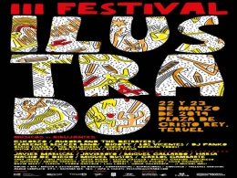 III Festival Ilustrado de Teruel