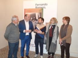 """Fernando Romero expone en el Museo de Teruel su muestra """"Paisajes especulativos"""""""