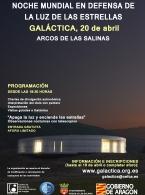 Galáctica celebrará la Noche Mundial Starlight en Defensa de la Luz de las estrellas