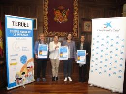 III Día del Juego Infantil se celebra en Teruel