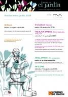 NOCHES EN EL JARDIN 2019