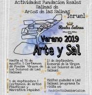 La Fundación Reales Salinas de Arcos de las Salinas pone en valor unas Salinas de interior en Teruel