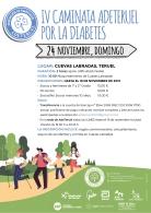 IV Caminta Adeteruel por la Diabetes 2019