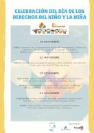 Día de los Derechos del Niño y de la Niña